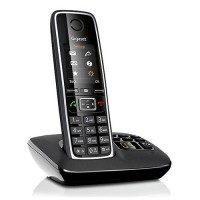 Радіотелефон DECT Gigaset C530A Black